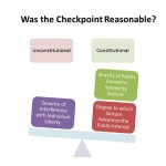 2Was the Checkpoint Reasonable